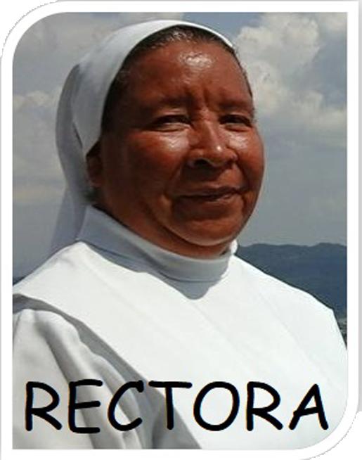 Rectora Hna. Elizabeth Cañate Araujo